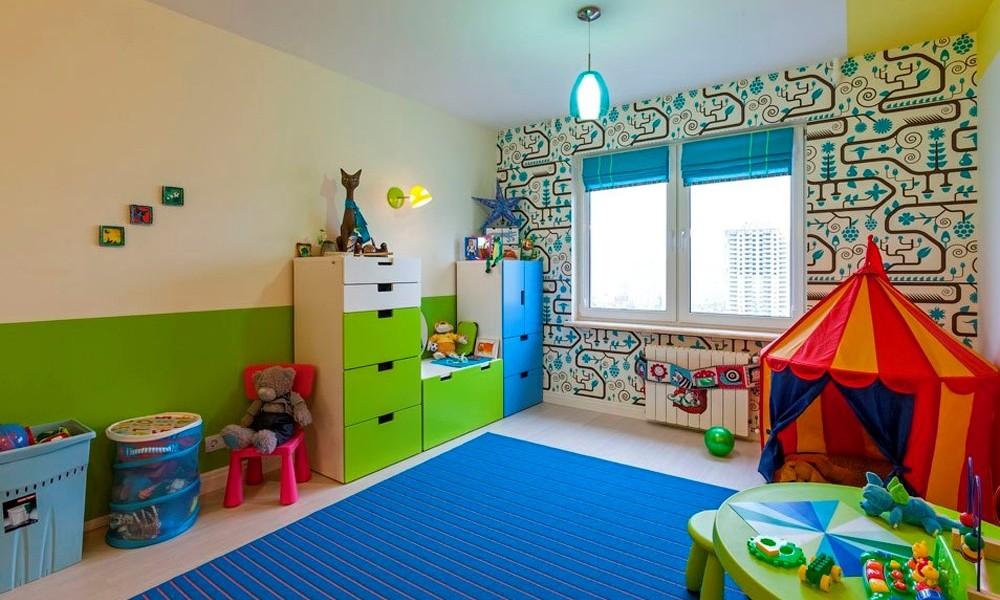 Пластиковые окна в детскую — вашему ребенку понравится
